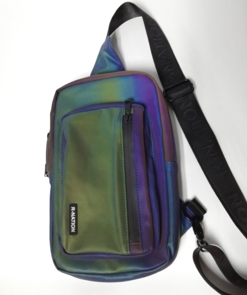 Image of R-NATION SHOULDER BAG RAINBOW