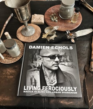 Image of Living Ferociously Photography Book Special Edition I