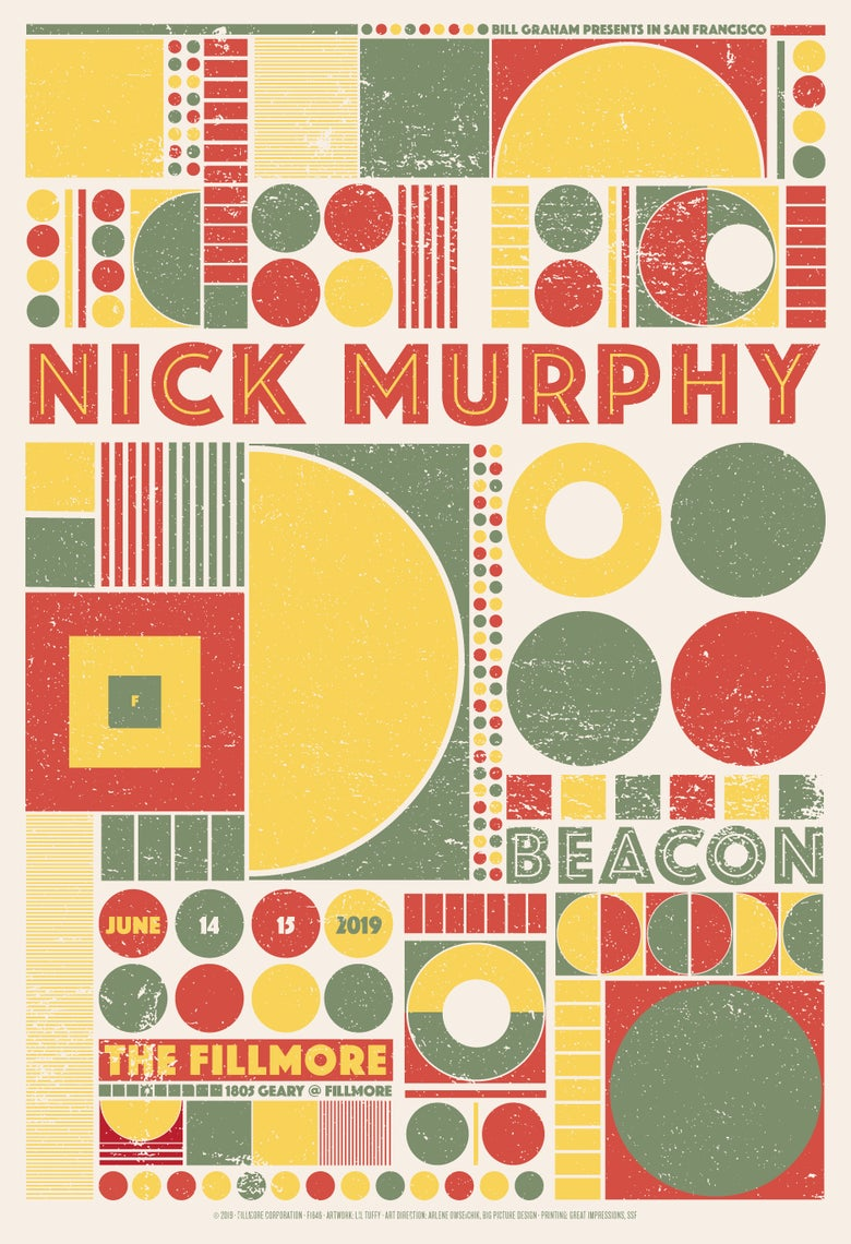 Image of Nick Murphy - San Francisco 2019
