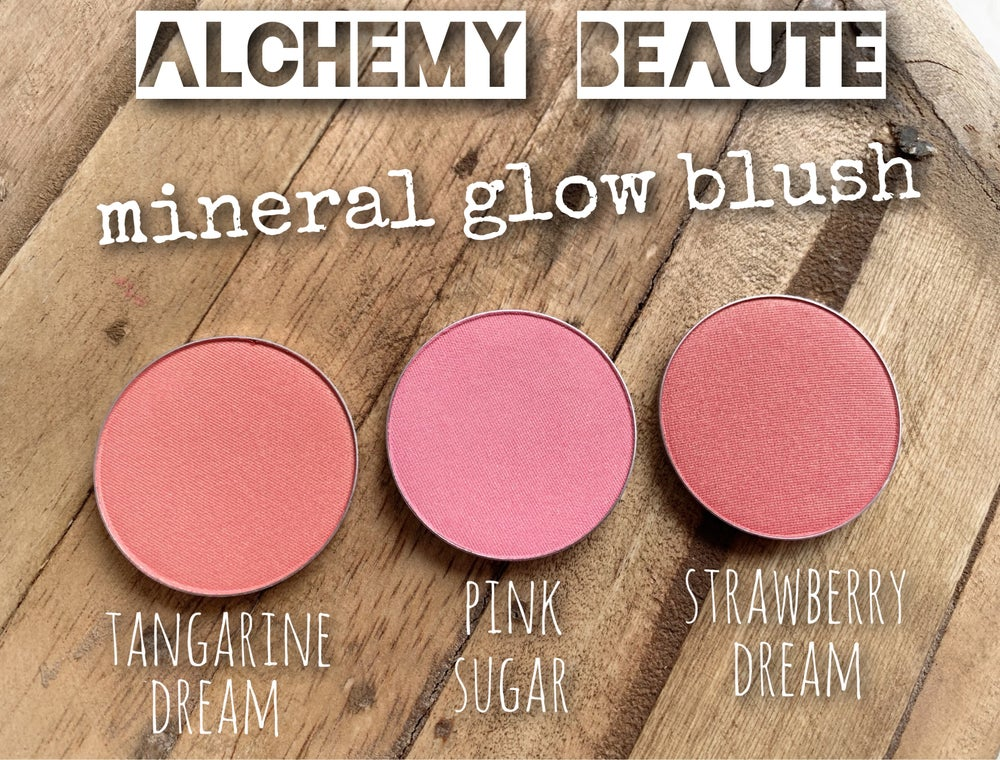 Image of Mineral GLow Blush REFILLS