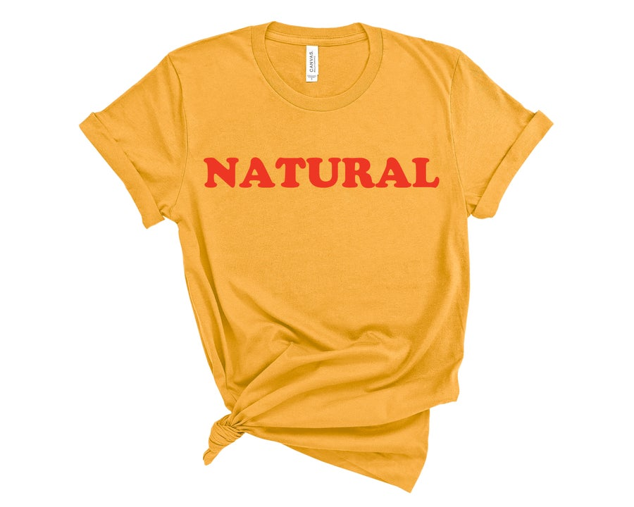 "Image of ""Natural"" Tee"