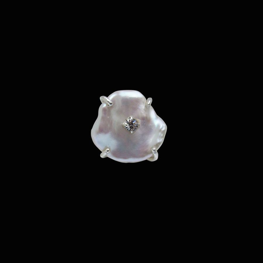 Image of Keshi Pearl Ring