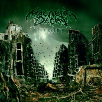 Image of Macabre Decay - Purgatory CD