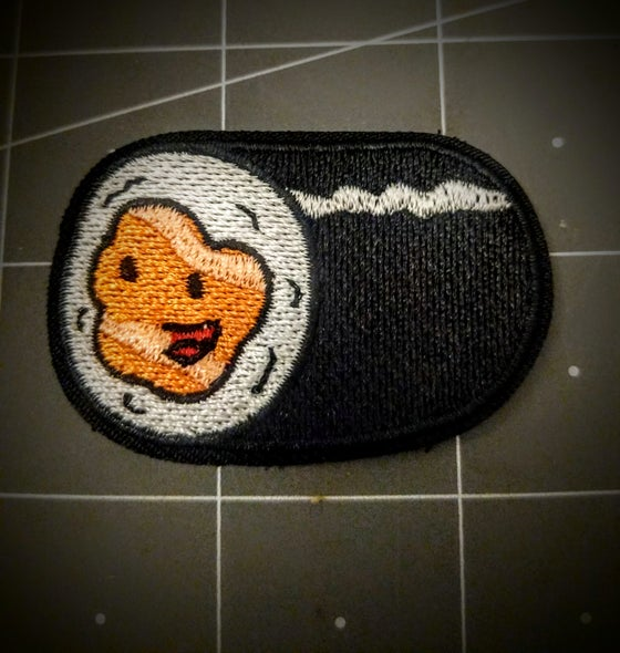 Image of Tekka Maki Sushi Bros Patch