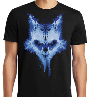 Image of Be The Wolf T-SHIRT