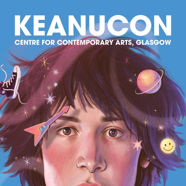 Image of KeanuCon | A3 Print