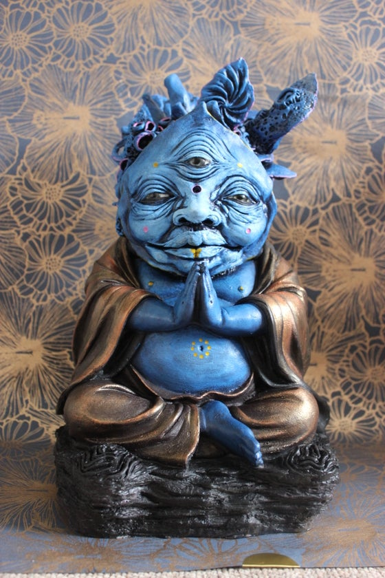 Image of Water Deity