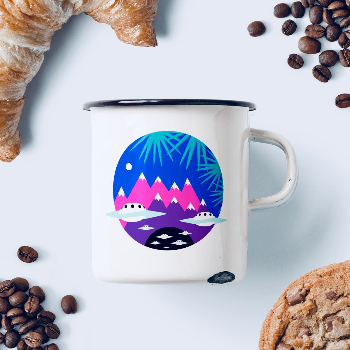 Image of Night sights III MUG