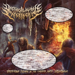 Image of UNETHICAL HUMAN EXPERIMENTS-GROTESQUE FAILURE...CD