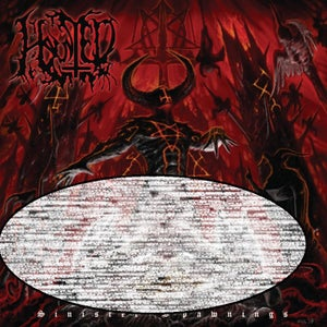 Image of HAUNTED:SINISTER SPAWNINGS CD