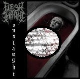 "Image of FLESH THRONE :""ONSLAUGHT "" MCD"