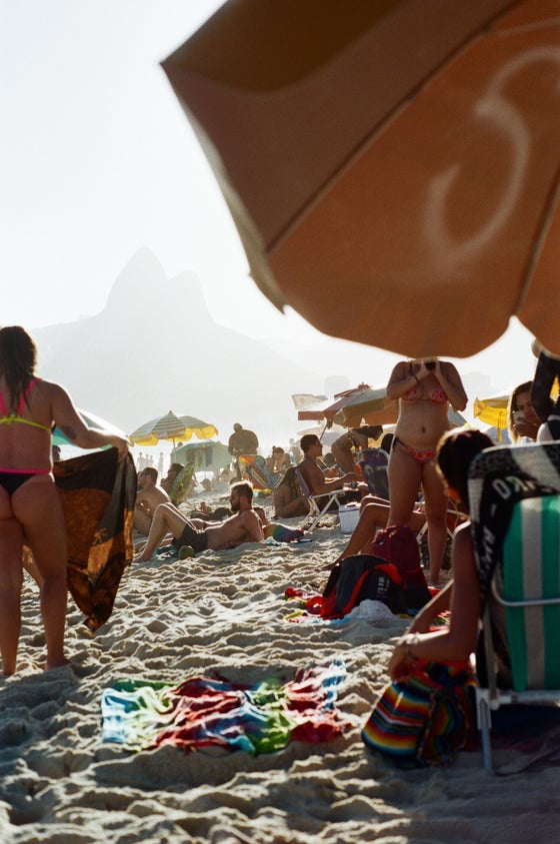 Image of Ipanema beach