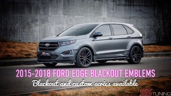 Image of Ford Edge 2015-2018 Custom Emblems