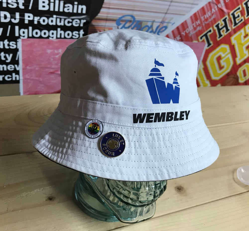 Image of Wembley Bucket - Revsible