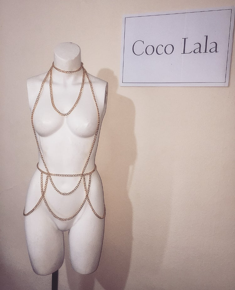Image of Ibiza Body Chain