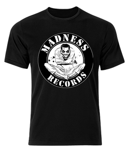 Image of Madness Records T-Shirt