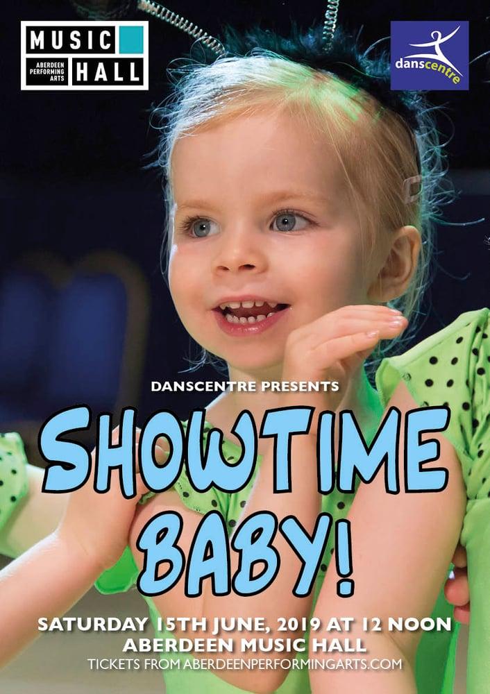 Image of Pre-Order Showtime Baby! - Danscentre Pre-school show