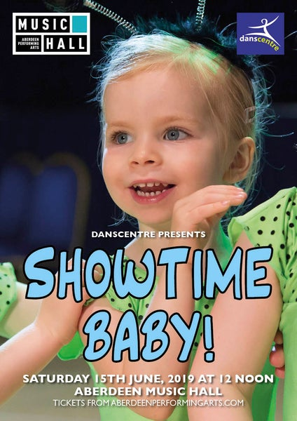 Image of Showtime Baby! - Danscentre Pre-school show