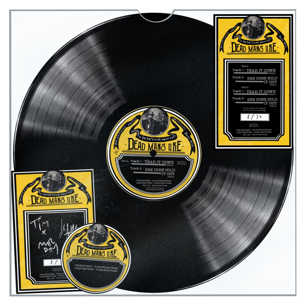 Image of Old Time Hokum Record