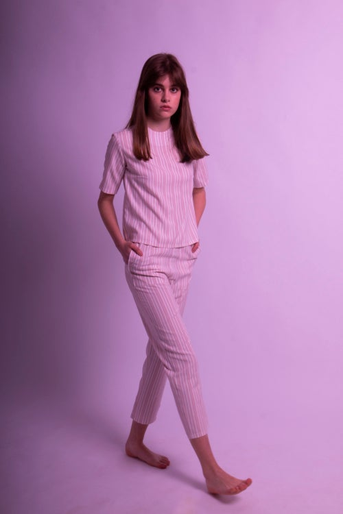 Image of Bay Trouser pink