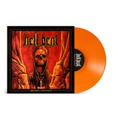 "Image of HELL BENT ""APOCALYPTIC LAMENTATIONS"" LP"