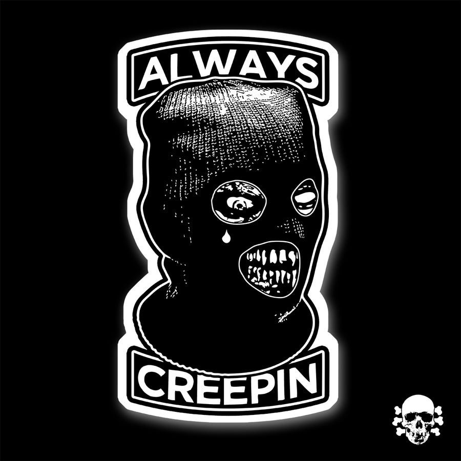 Image of CREEPIN STICKER PACK