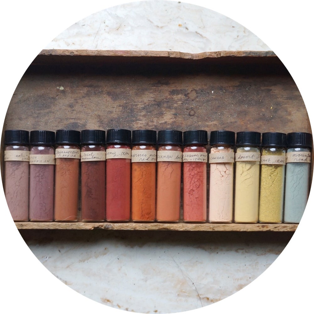 Image of PERSONAL PIGMENT SETS by Heidi Gustafson
