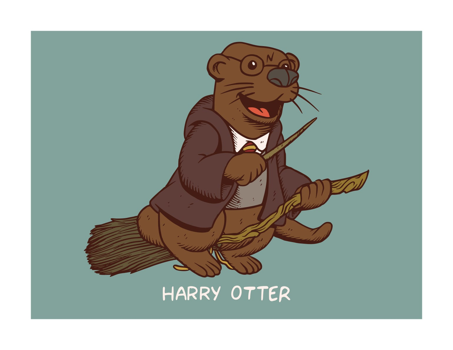 Image of Harry Otter