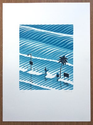 Image of High Tide - Screen Print