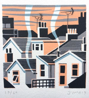 Image of Early Morning - Screen Print