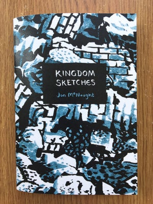Image of Kingdom Sketches Zine