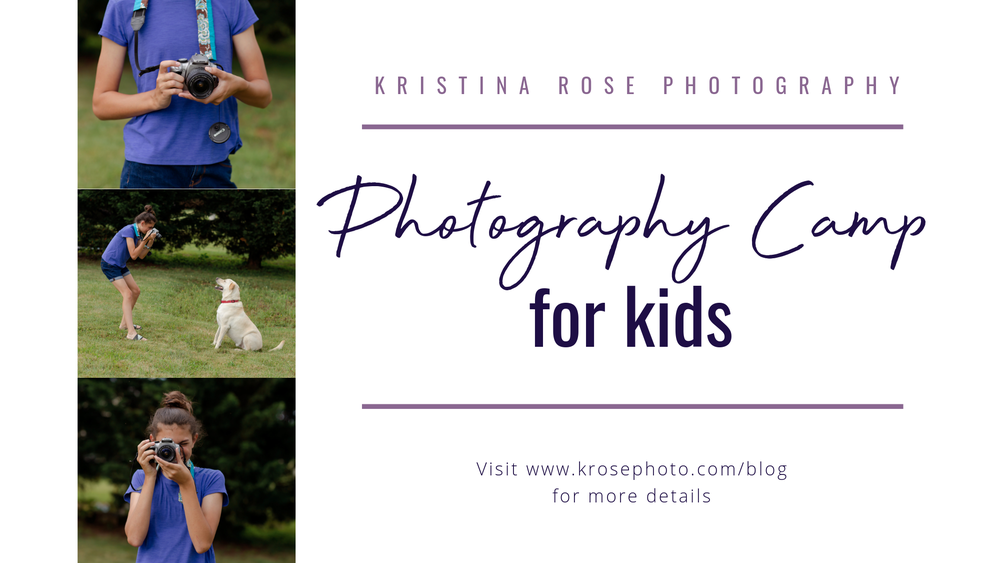 Image of Photography Camp for Kids