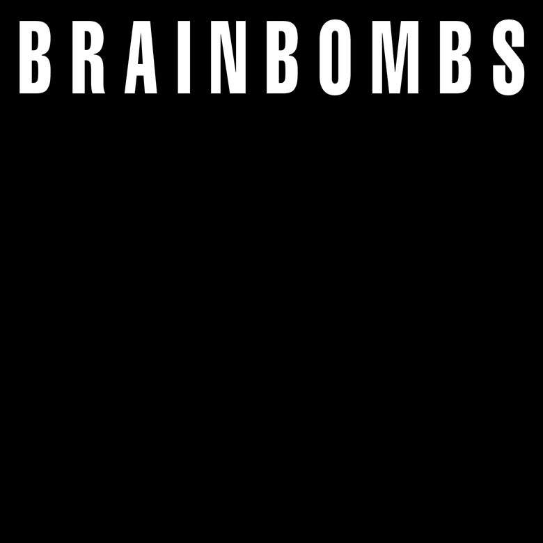 "Image of Brainbombs ""Singles Collection"" LP w/download"