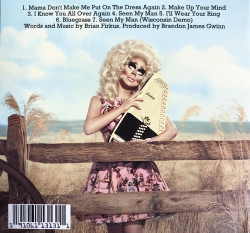Image of Trixie Mattel - Two Birds CD