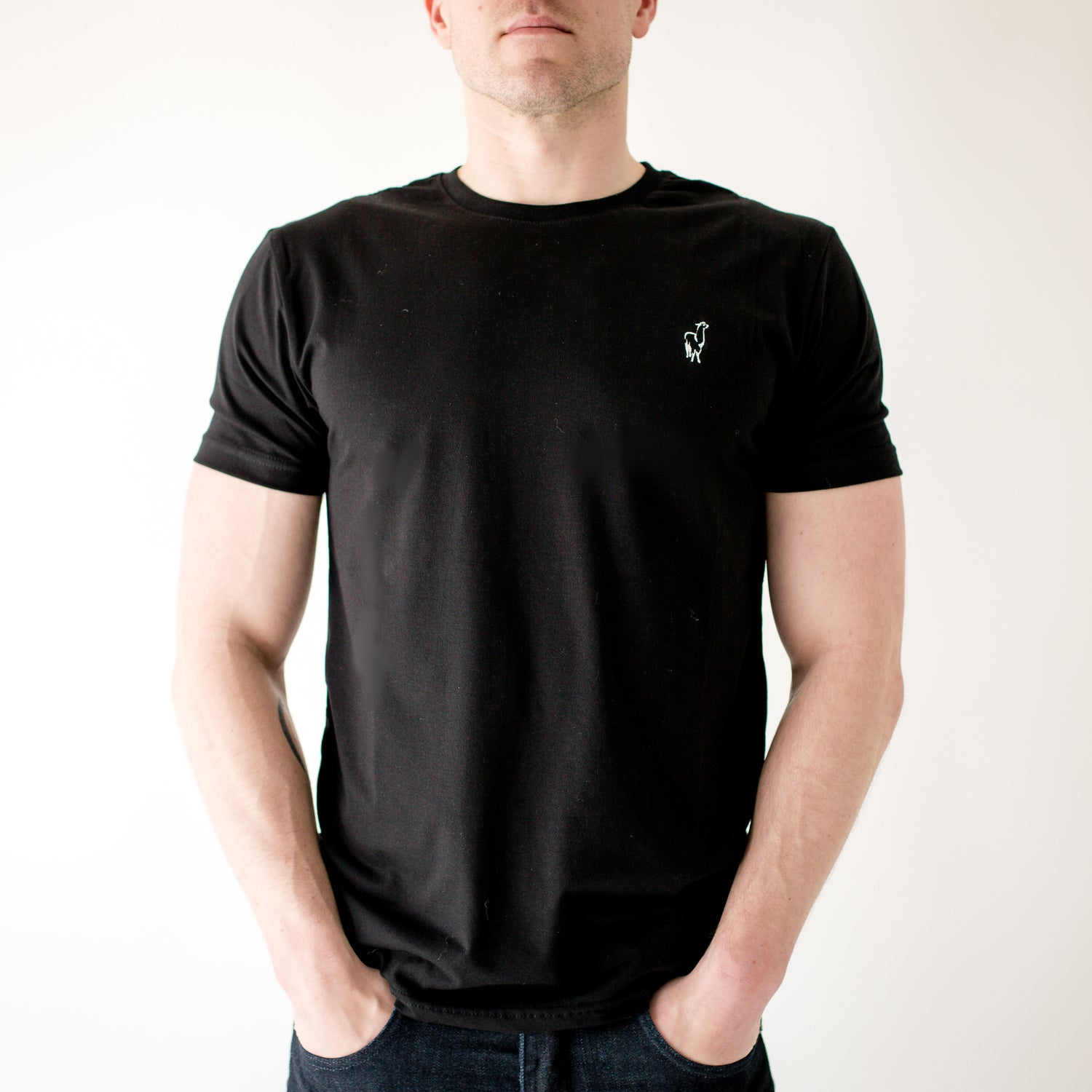 Image of Pima Premium T-Shirt Men's Crew Neck