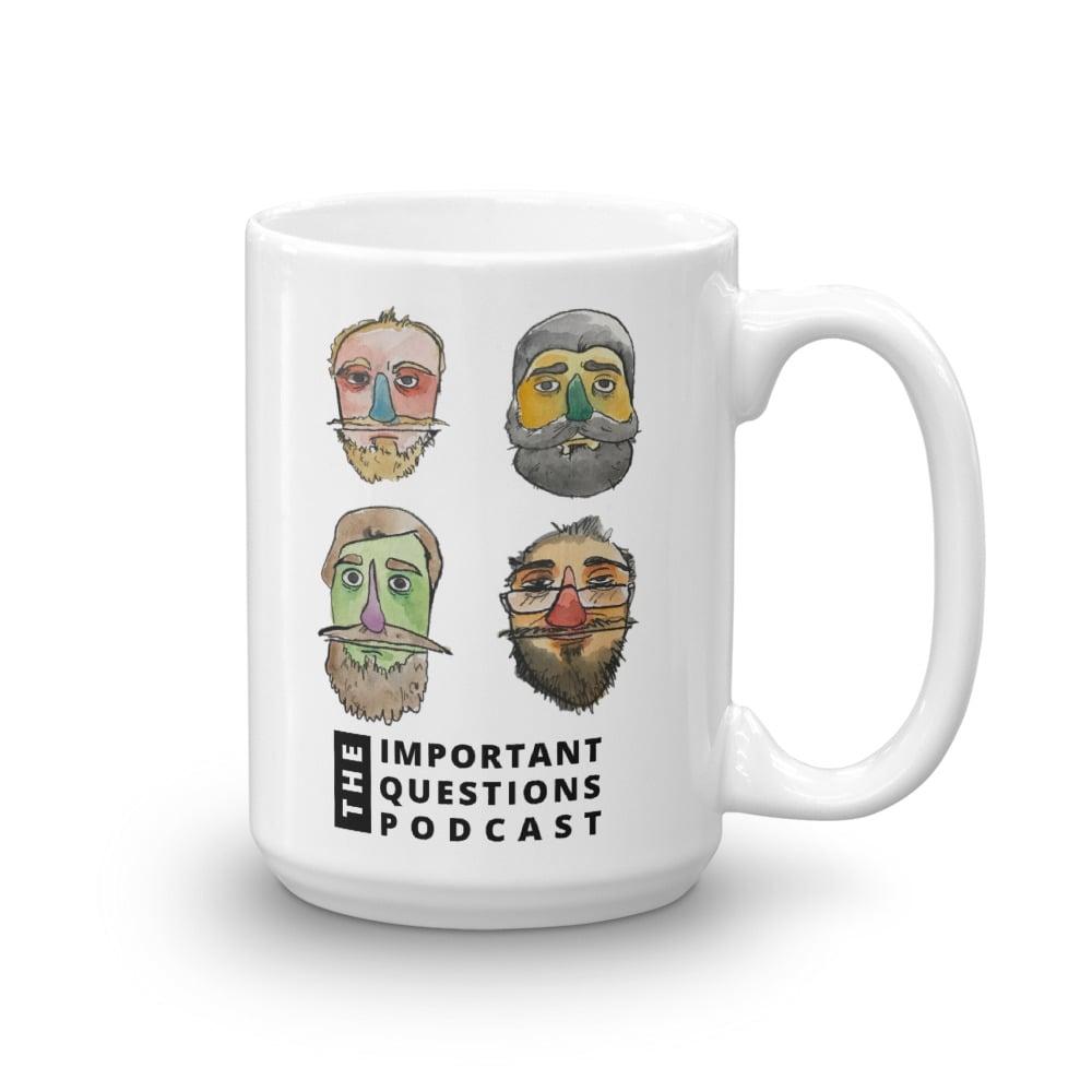 Image of The Official Fuggin' Mug
