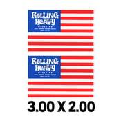 Image of Rolling Heavy Magazine & Bars Sticker Set