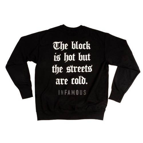 Image of Streets Cold Crewneck