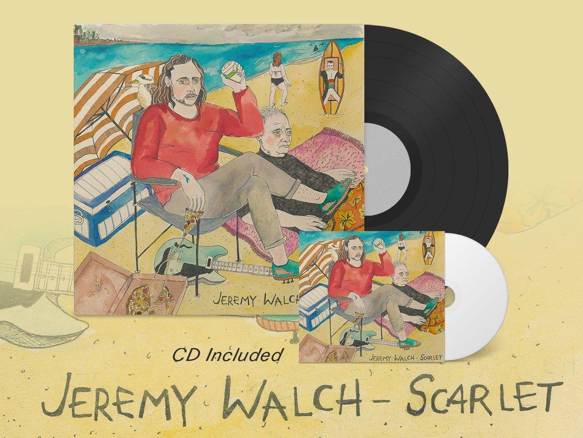 Image of JEREMY WALCH — Scarlet