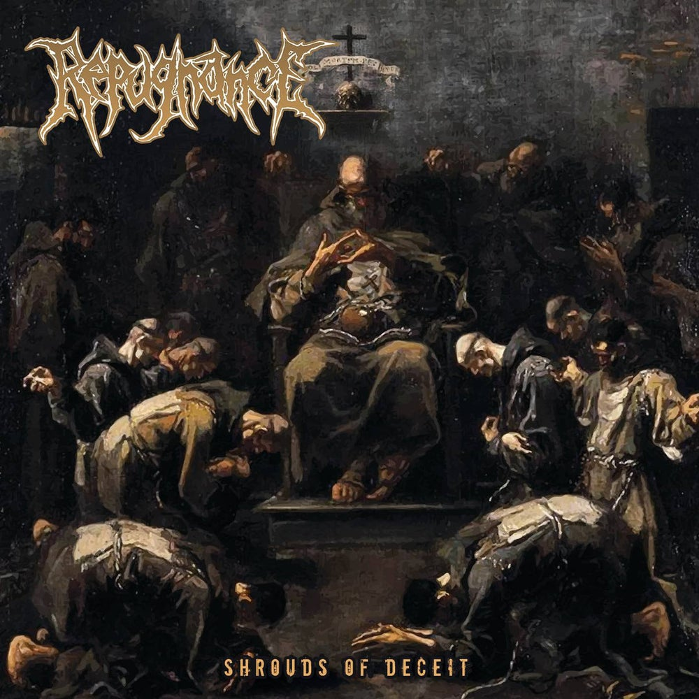 Image of REPUGNANCE - Shrouds of Deceit CD