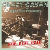 Image of NEW ! - Crazy Cavan - The Real Deal - Vinyl LP FROM £10 PLUS P+P (CRAZY CAVAN STORE)