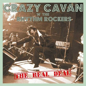 Image of NEW ! - Crazy Cavan - The Real Deal - Vinyl LP FROM £15 PLUS P+P