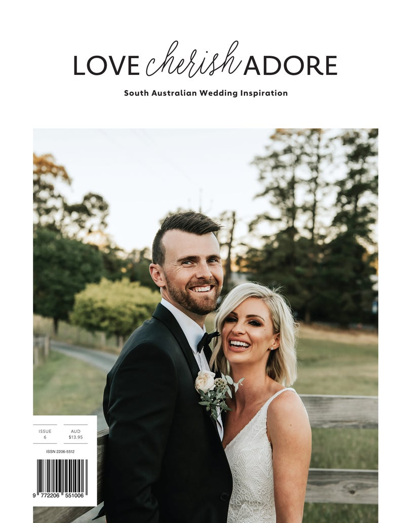 Image of Love Cherish Adore - Issue 6