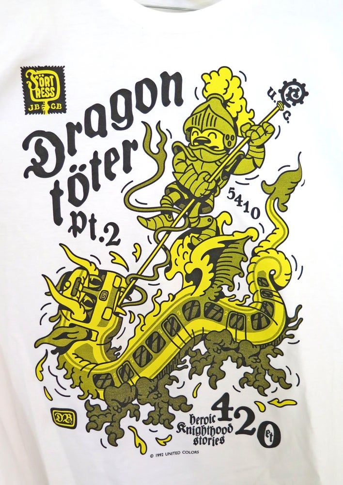 Image of Dragontöter pt.2 / t-shirt
