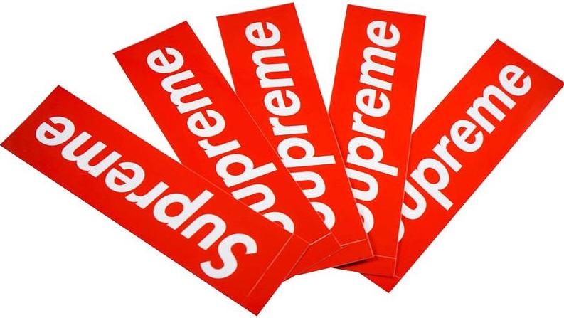 Image of Supreme Stickers