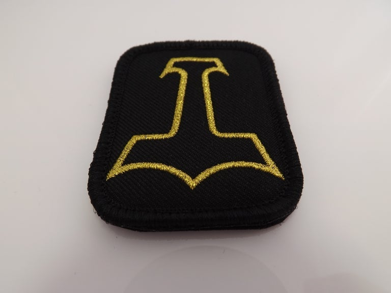 Image of Project Mjolnir Charity Collectors Edition Patches