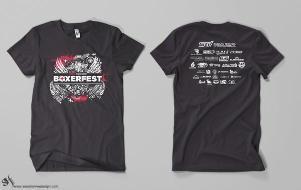 Image of Boxerfest 2019 T-Shirt