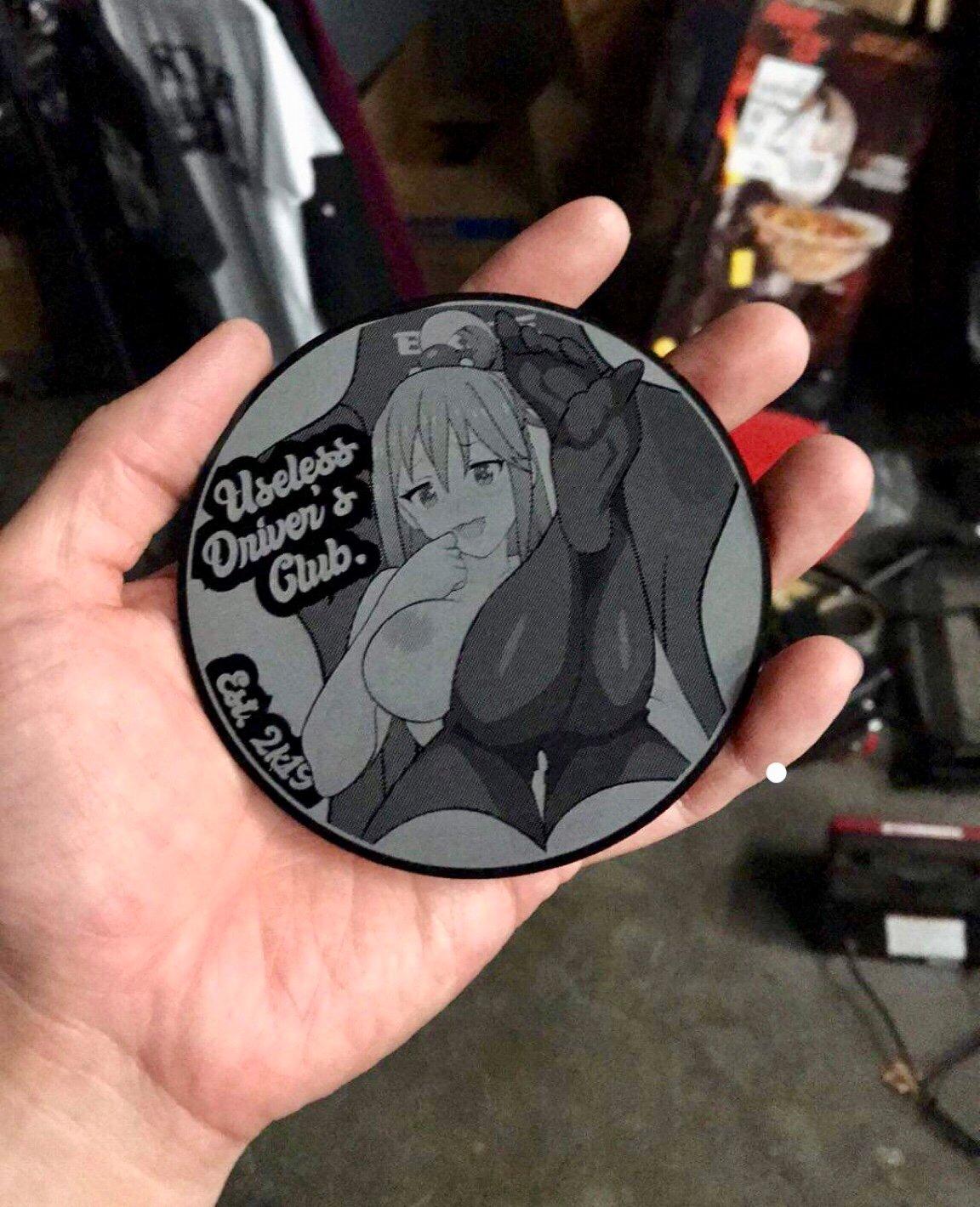 Image of Useless Driver's Club feat Aqua