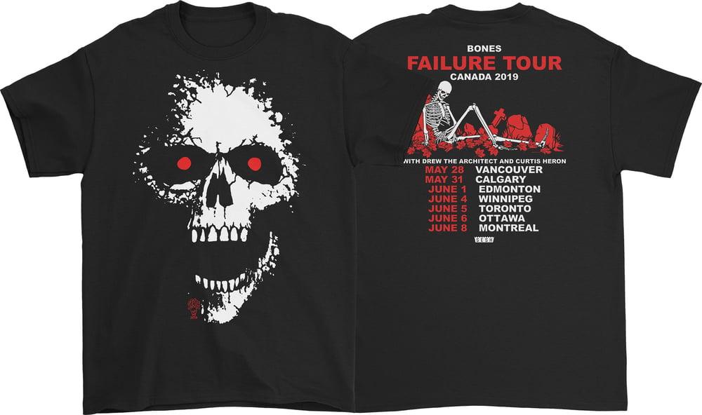 Image of Failure Tour shirt