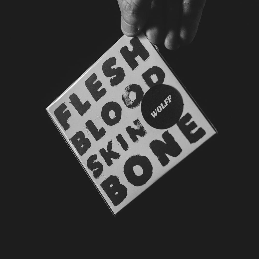 Image of FLESH BLOOD SKIN & BONE [EP]